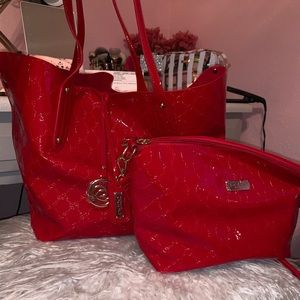 Bebe Purse/Tote Barely Used!